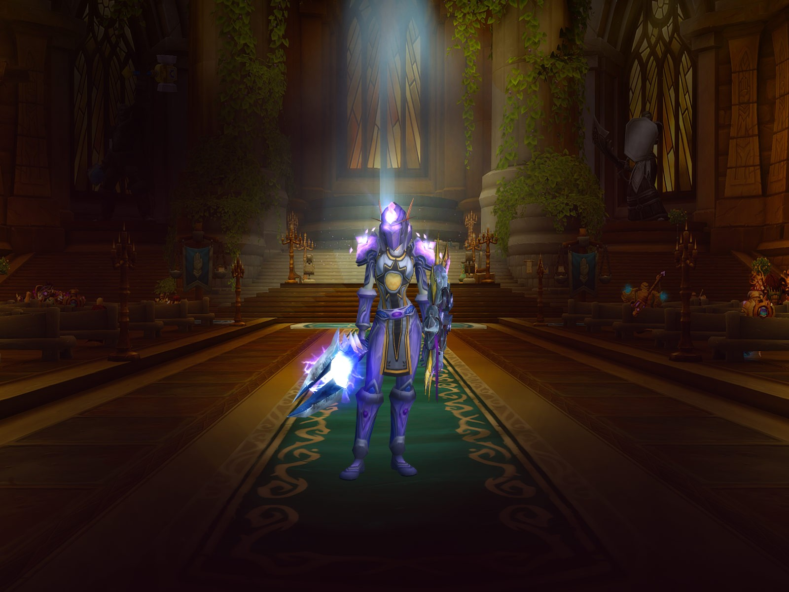 2 Players Looking for Guild - Draenor - World of Warcraft Forums