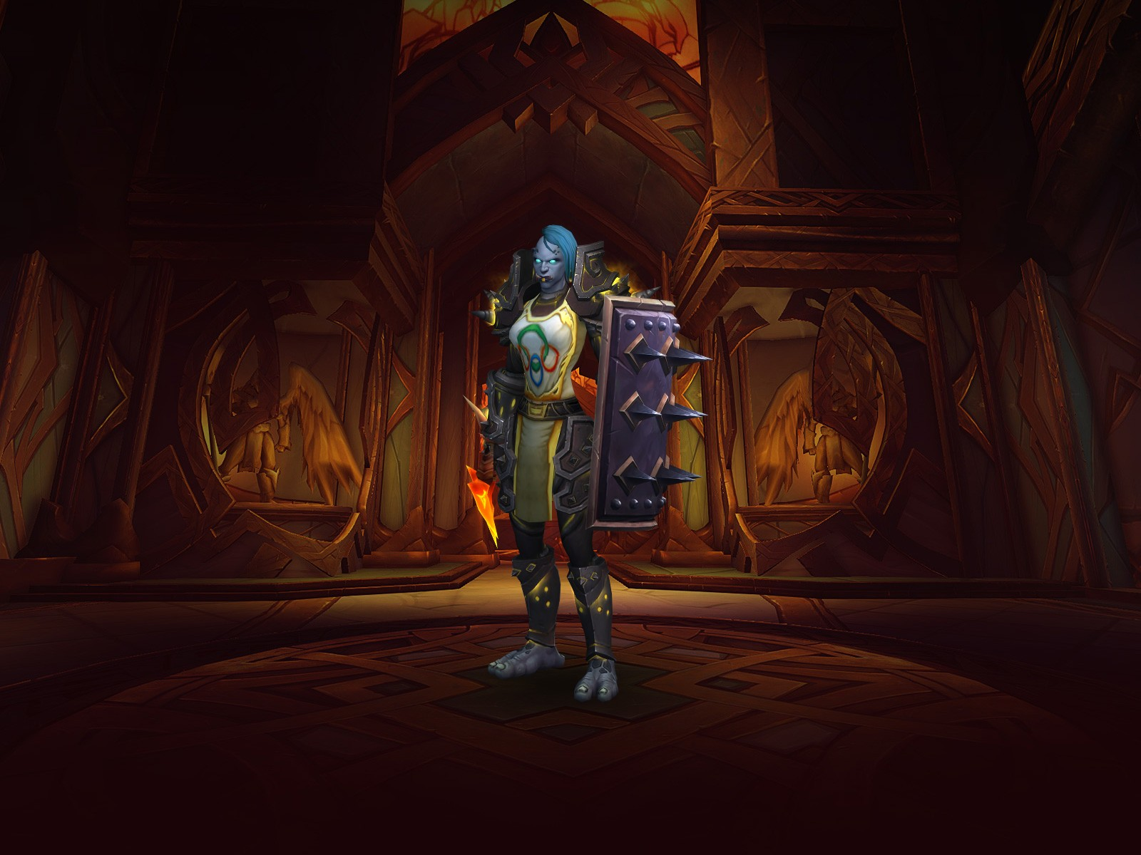 Fury/Prot Warrior LF Heroic guild - Looking for Players