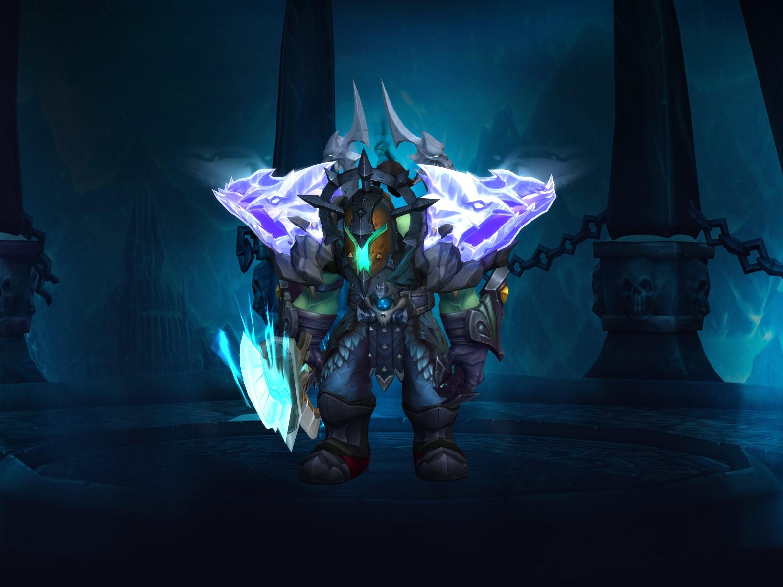Орк Рыцарь смерти