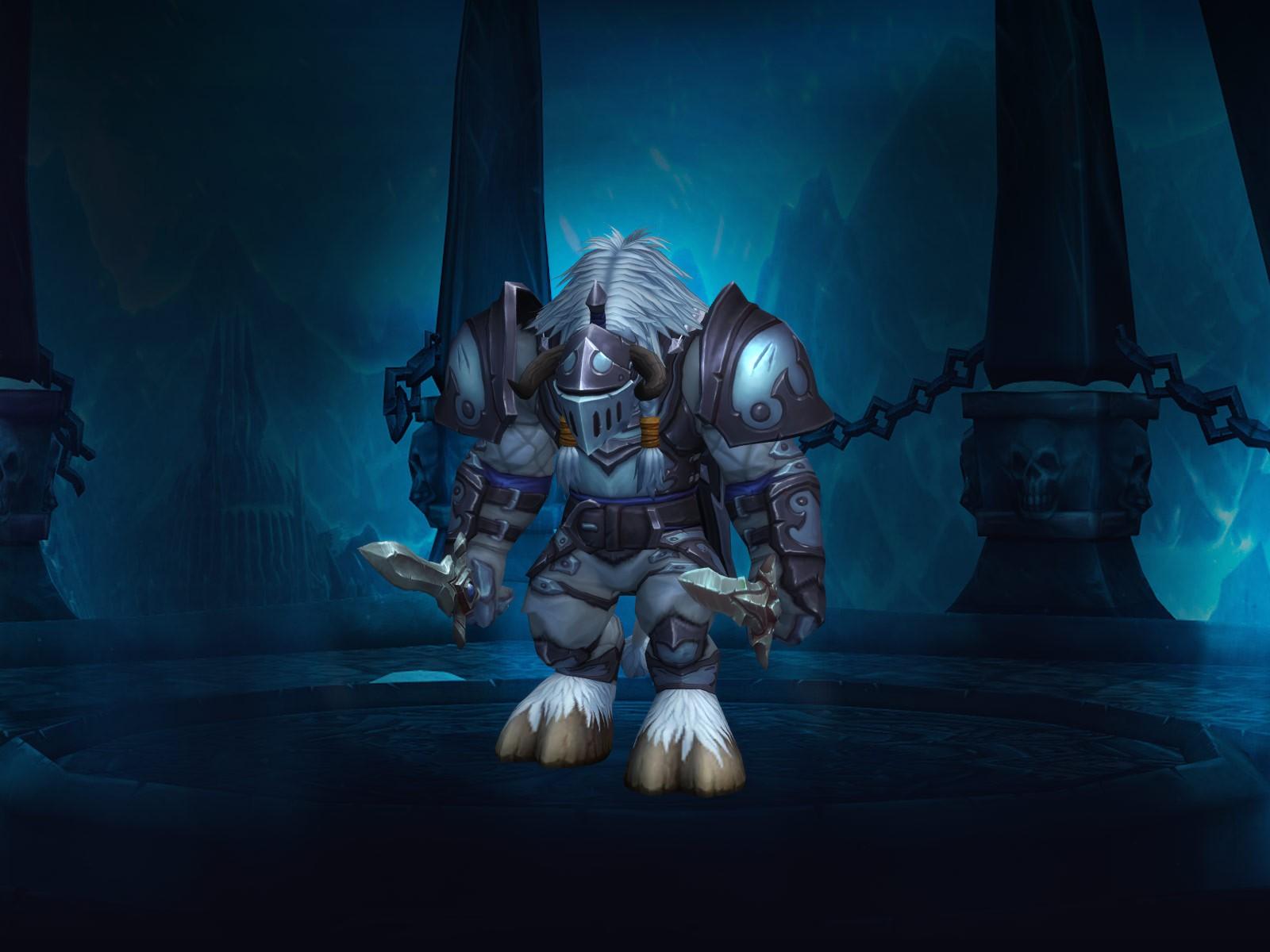 Таурен Рыцарь смерти