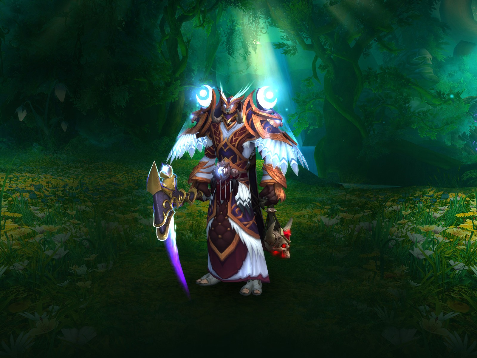 Balance Druid looking for a 2 day raiding guild - Guild Recruitment