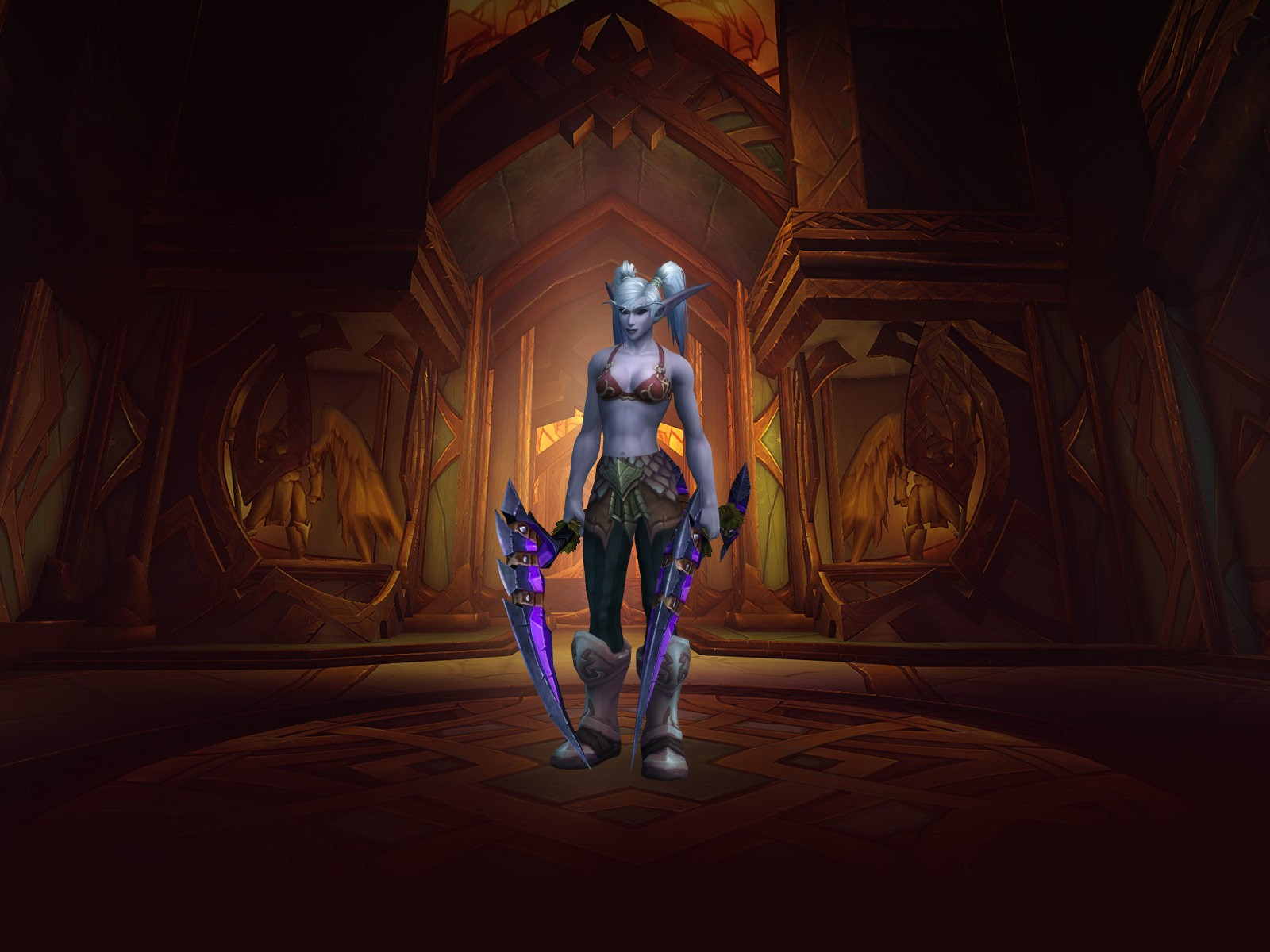 Little Protection Warrior Looking for Guild - Guild