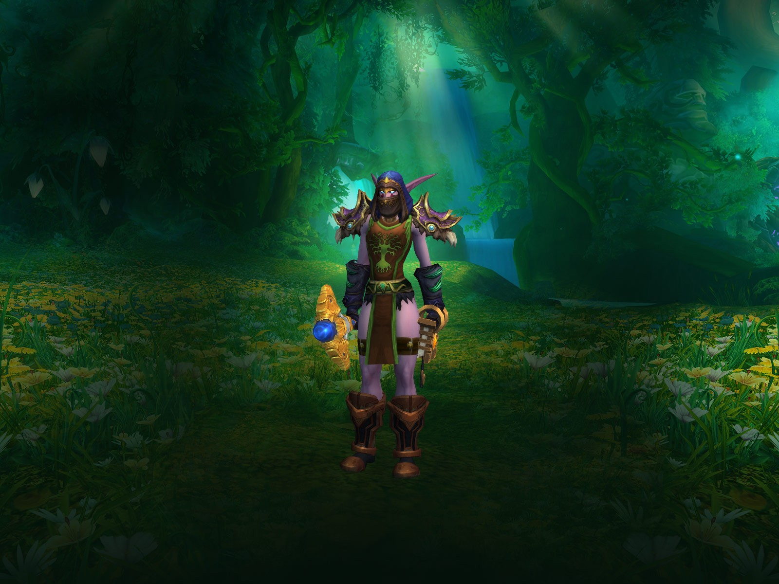 Running of of mana, and low healing? - Druid - World of Warcraft Forums