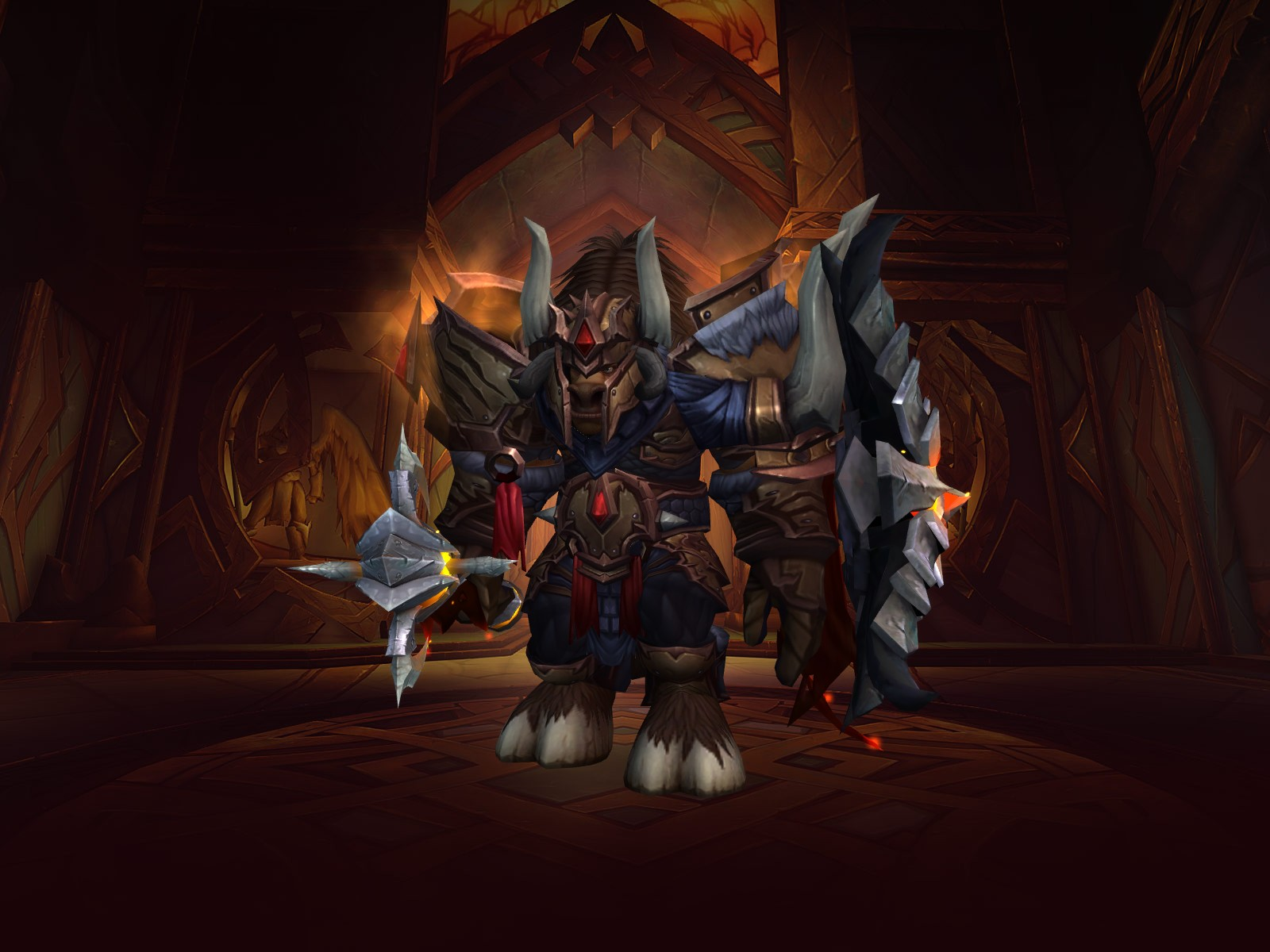 A] 8/9M, Warrior Tank looking for Guild - WoW Classic Guild
