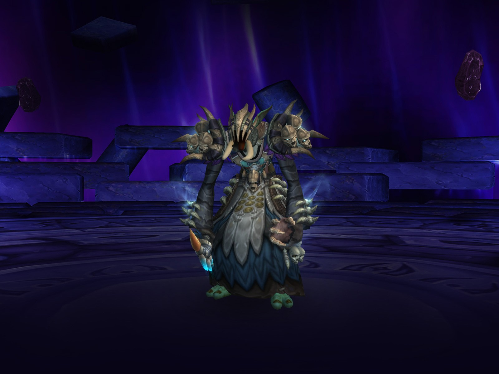 Jinrolled - Character