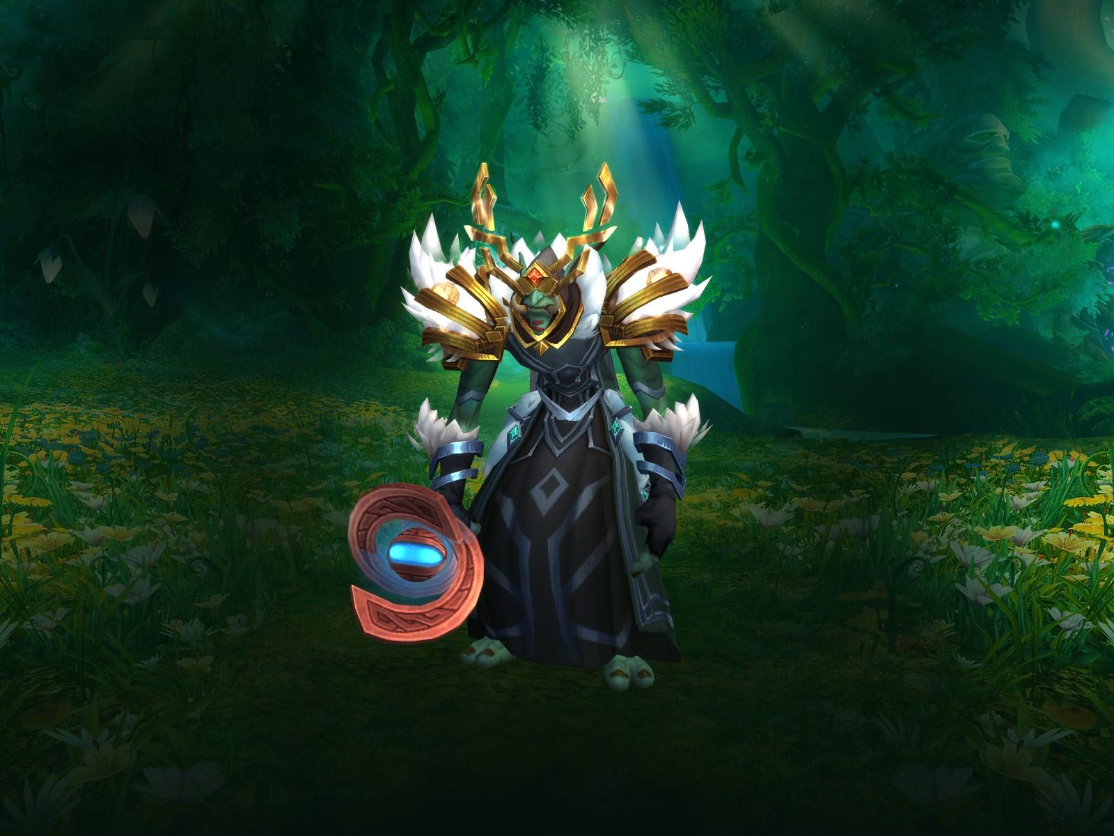 Druidinc - Character