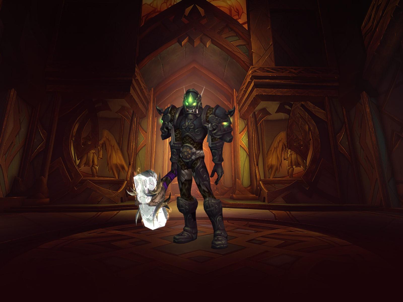 Warriorsarri - Character