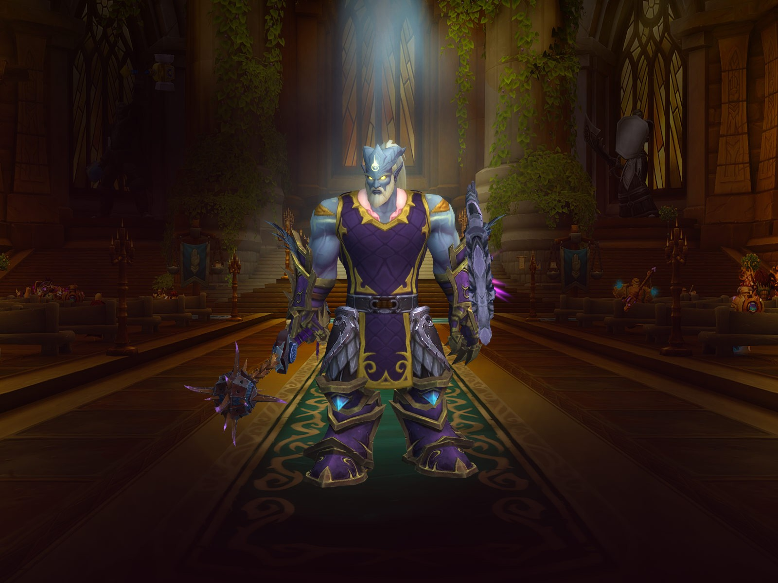 8 1 Glad Prot Paladin 'Nerd Cleave' Arena Guide - Paladin - World of
