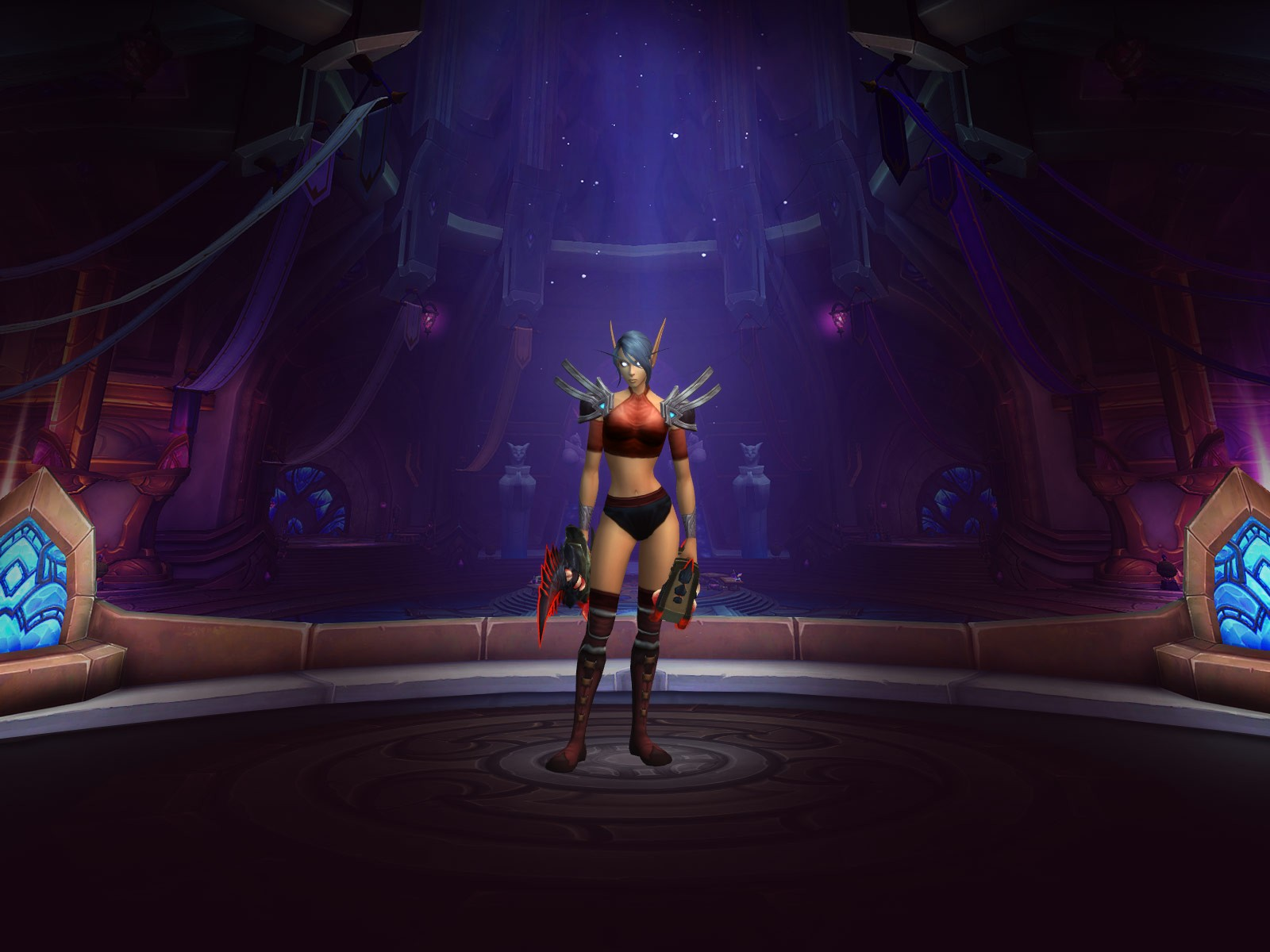 2 Hander or Sword+Board for Holy? - Paladin - World of Warcraft Forums