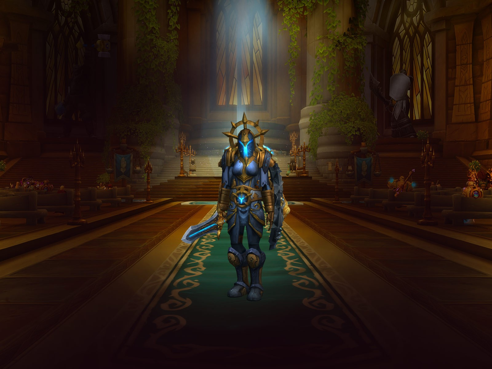 Do you actually play allied races? - General Discussion