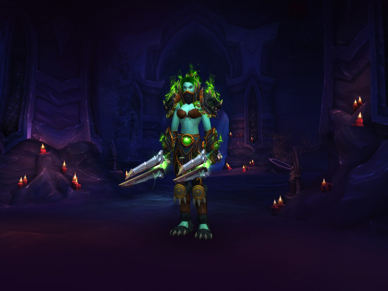 Former mythic raider looking for raiding guild - Guild Recruitment